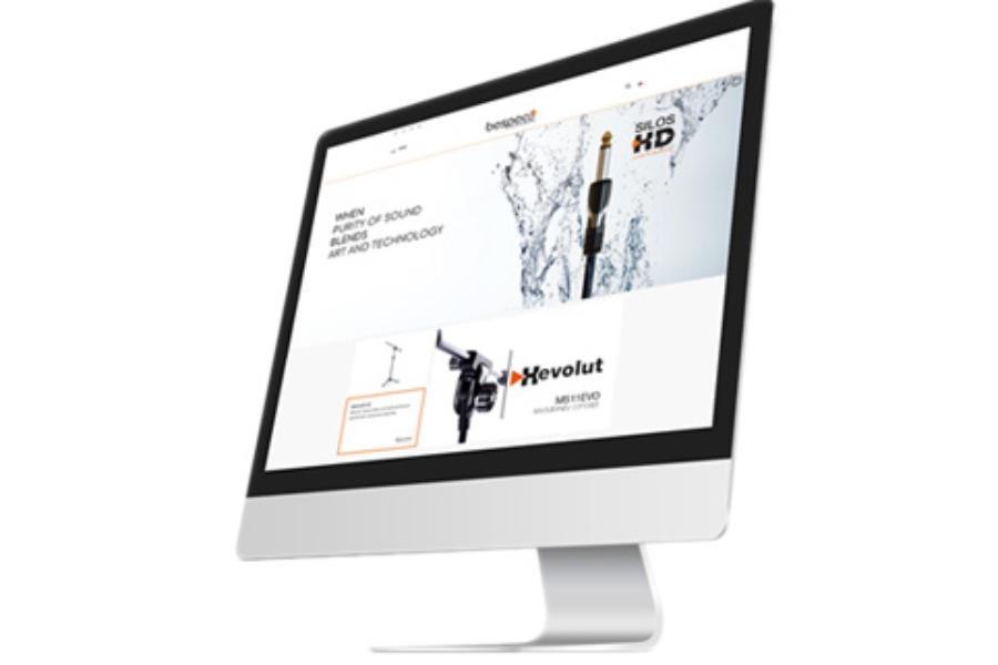 Bespeco annuncia il nuovo sito aziendale
