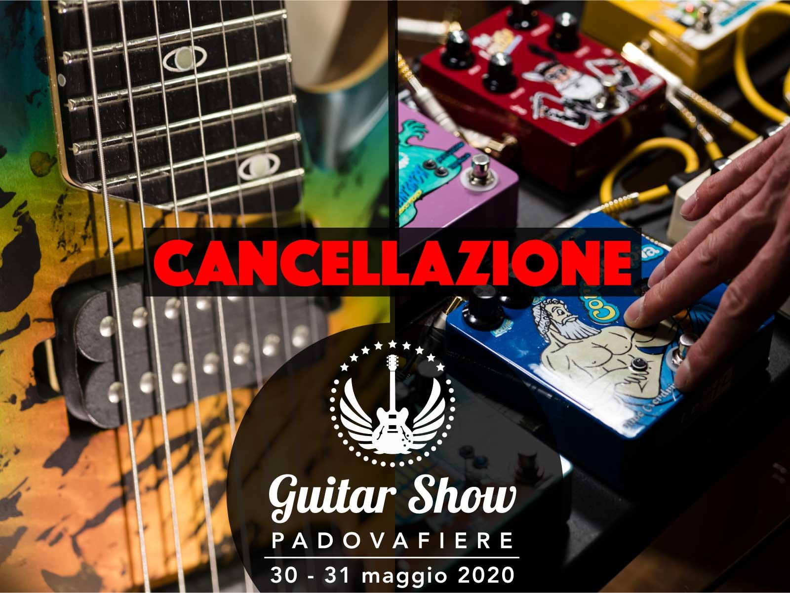 Guitar Show – arrivederci al 2021