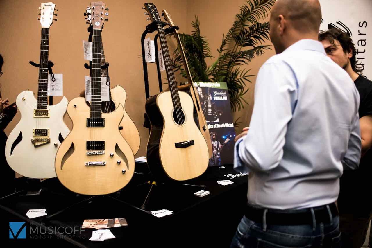 Guitar Show 2017 Gallery