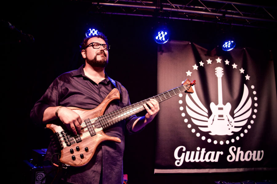 Gli eventi sui palchi principali al Guitar Show 2018
